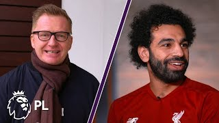 Mo Salah on Champions League glory Premier League ambitions  Inside the Mind  NBC Sports