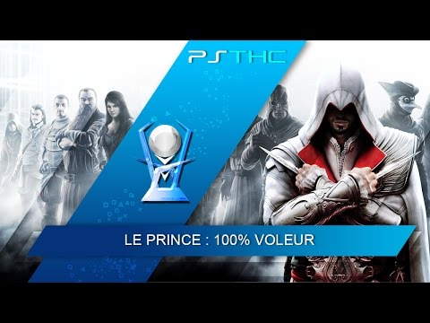 Assassin's Creed Brotherhood - Trophée Le prince | 100% synchronisation missions Voleur