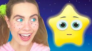 Canción de Brilla Brilla Pequeña Estrella - Canción Infantil | Canciones Infantiles con LaLa