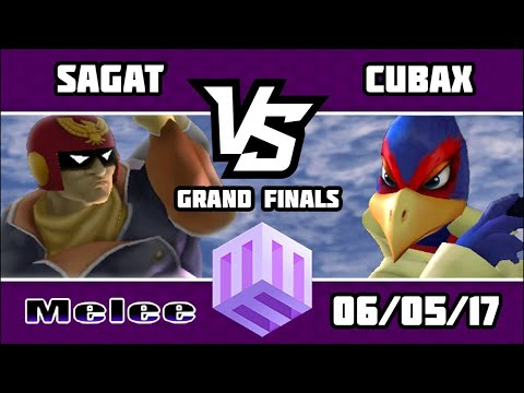 MMM 4 - Sagat vs Cubax - SSBM Winners Finals