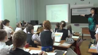21 марта 2015 года - Школа 43 - Открытый урок 5А по английскому языку