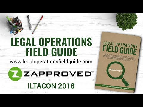 Zapproved Interview at ILTACON2018 - Brad Harris