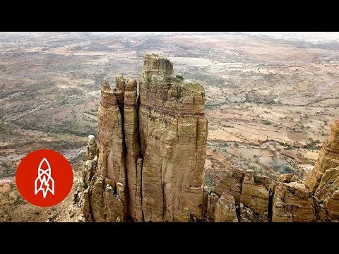 Ethiopia's Chapel In The Sky