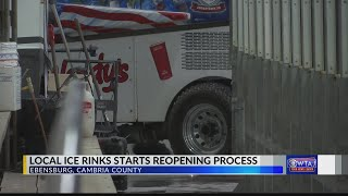 North Central Recreation Center in Ebensburg reopens ice rink for renting