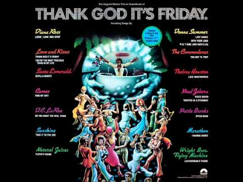 Thank God It's Friday 'Soundtrack' - 05 -...