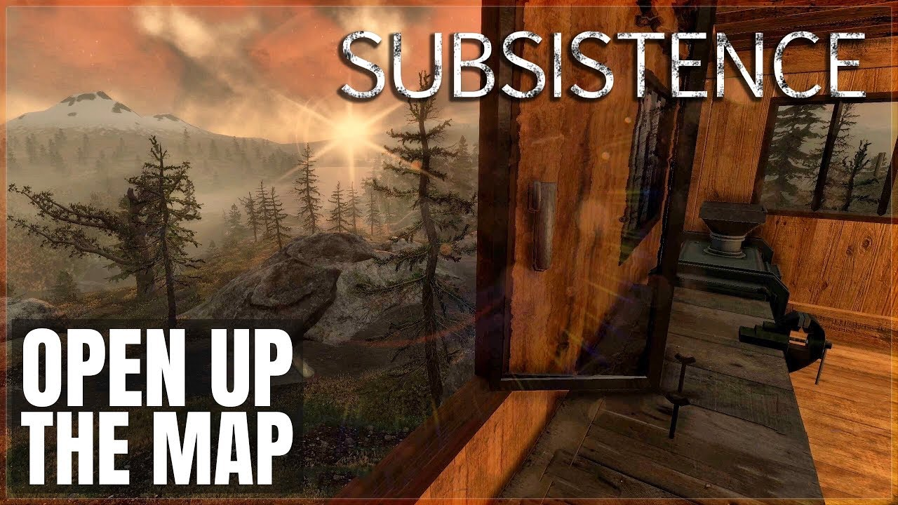 28+ Subsistence Game Map 2020 Pics
