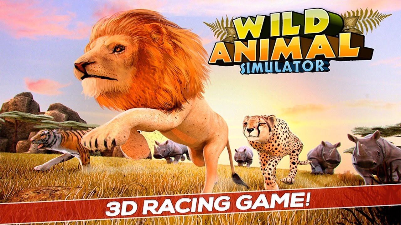 Image of: Play Youtube Premium Nintendonl Wild Animal Simulator Games 3d By Free Wild Simulator Games