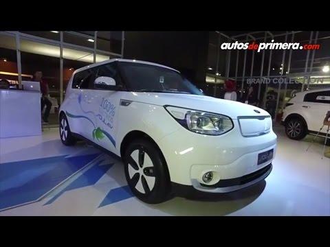 EN VIVO: Presentación nuevo Kia Soul EV 100% eléctrico en Colombia