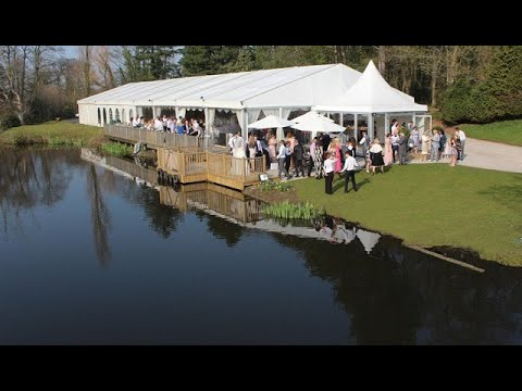 The Lakeside Marquee - Virtual Tour