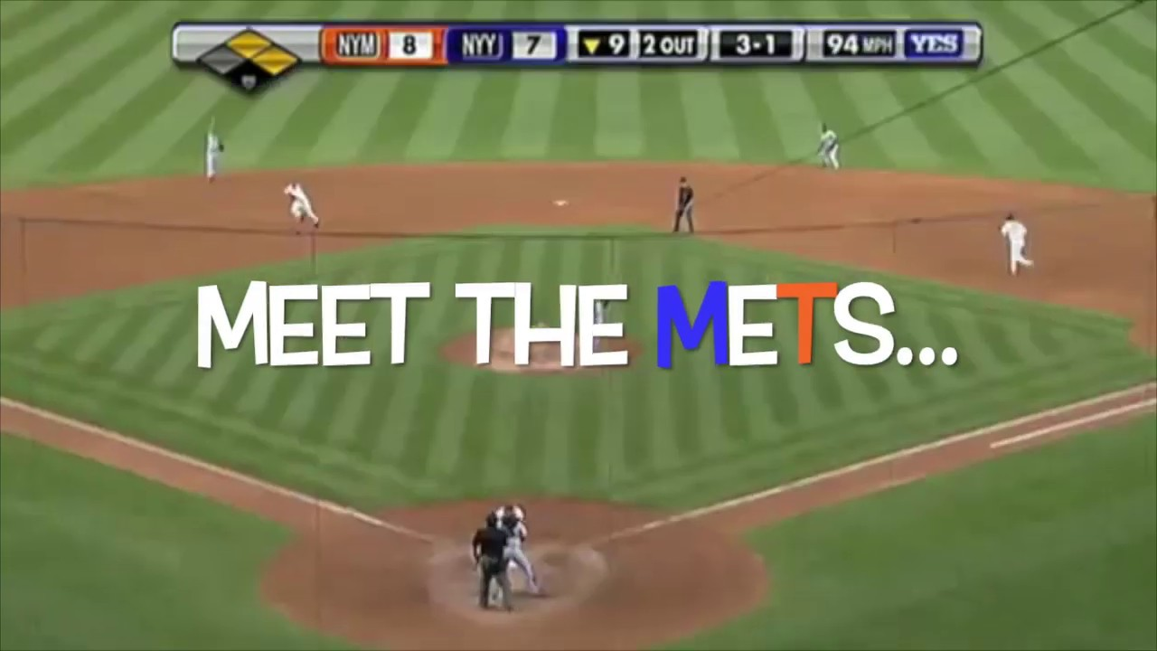 Meet the Mets....THEY DROPPED THE BALL