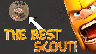THE SMARTEST ATTACK EVER IN Clash Of Clans?! - THIS IS INSANE...