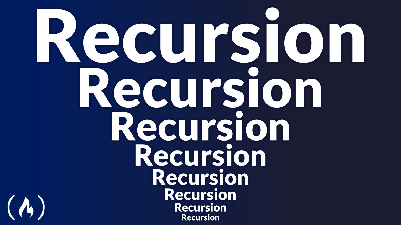Recursion in Programming - Full Course