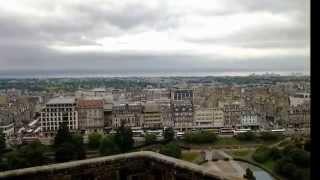 Edinburgh Scotland castle(Эдинбург королевский замок Шотландия Достопримечательности Великобритания., 2014-10-07T09:32:14.000Z)