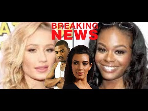 Azealia Banks REACTS TO IGGY Azalea Being DROPPED from Label (report), Ray J Obsessed with KIM K Mp3