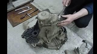 видео Ремонт коробки передач ВАЗ 2110