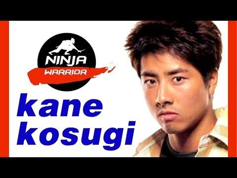 Kane kosugi ninja warrior