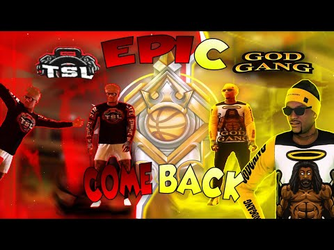 QTHAGOD AND FLOW_JERK EPIC COME BACK IN STAGE 20-0 VS TWO CENTERS!!!