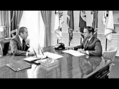 Watergate: The 18 ½ Minute Gap And Haldeman's Notes
