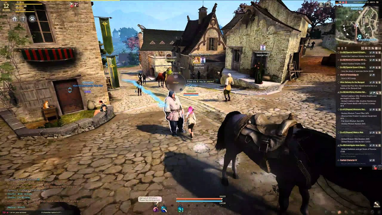 How to make 500-800K silver an hour in Black Desert With Low Level  Character/Alts