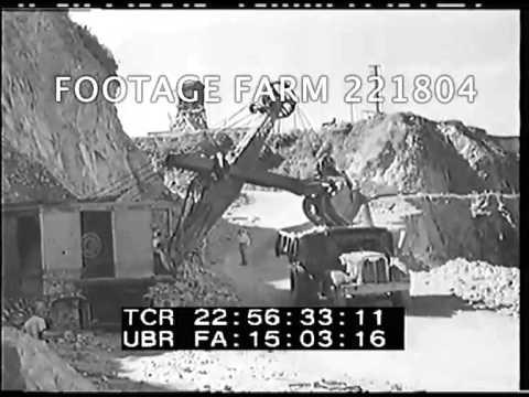 1946, Guatemala: Gold Mining 221804-12 | Footage Farm