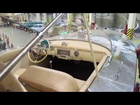 Катер на подводных крыльях Волга - YouTube