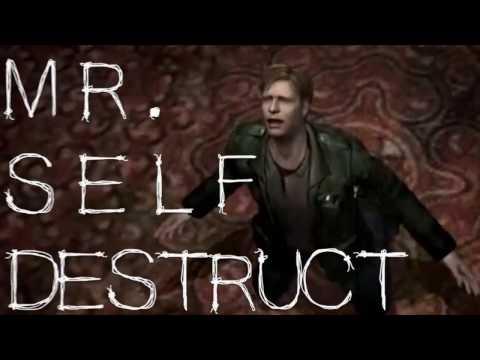 James Sunderland: Mr. Self-Destruct
