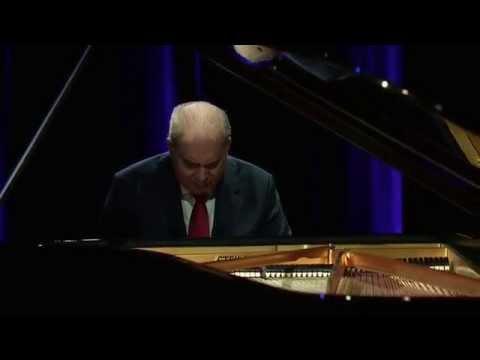 Scene D'amour from Vertigo by Bernard Herrmann for piano solo