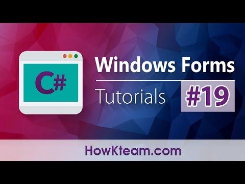 [Lập trình C# Winform] - Bài 19: Thread trong Winform | HowKteam