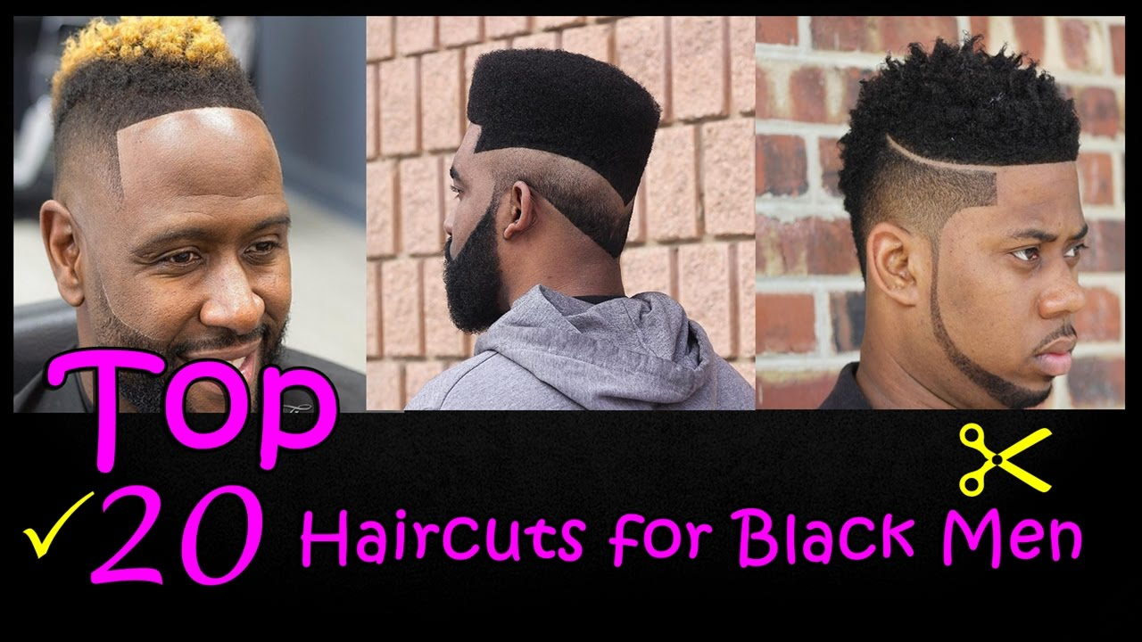 Hairstyles best black hairstyles 2017 best black hairstyles for - Top 20 Haircuts For Black Men 2017