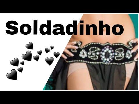 ✅Execução do SoldadinhoOito Quebrado Movimento Lindo Dança do Ventre Patrícia Cavalcante