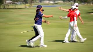 THE 1st THAI – JAPAN JUNIOR GOLF TEAM COMPETITION
