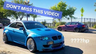 THE MOST INSANE 335I ON YOUTUBE! (Part.1)