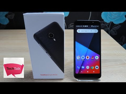Vodafone Smart N9 Lite Review