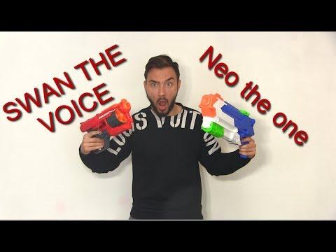 DRAMA SWAN THE VOICE et NEO THE ONE - DavidLafargePokemon