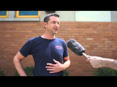 Jeff Hephner on Chicago Fire