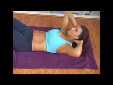 5 Min Super Abs Workout Part 1, Fitness Training, Exercise w Emmy