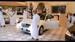 Arab Wedding Celebration with Guns thumbnail