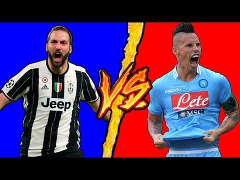 Juventus VS Napoli - Battaglia Rap Epica - Manuel Aski feat. Amendola Brothers