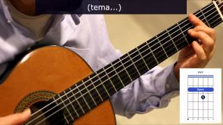 "Como tocar ""Agua de beber"" de Tom Jobim / How to play ""Water to drink"""