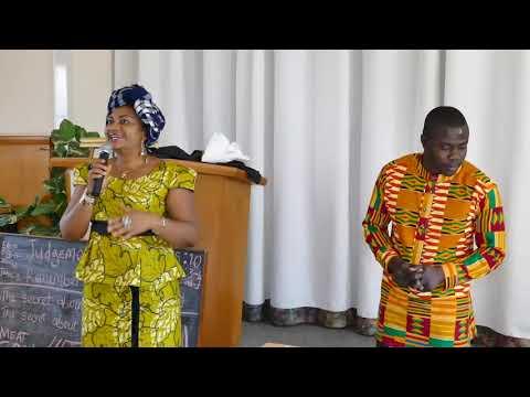 Apostle SHALOM ANKOMAH GOSPEL MESSAGE , GHANA