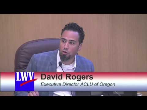 Is Justice Blind? Racism in Oregon's Criminal Justice System
