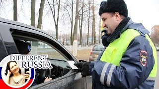 Do You Speak English? - No, Sir. Rules of Russian Roads. Go to Domodedovo Airport