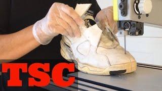 the best attitude 13566 a0ce7 The Sneaker Chop Air Jordan 8 Retro Low ...