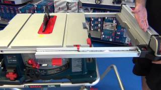 Bosch 4100 (4100-09) Tablesaw
