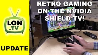 Retro Emulation on the Nvidia Shield TV ! - PPSSPP , Emulation front end,  MAME, and more
