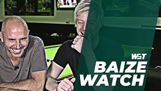 We FINALLY got Mark Williams! BAIZE WATCH: Episode 5