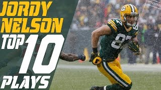 Jordy Nelson's Top 10 Plays of the 2016 Season | Green Bay Packers | NFL Highlights
