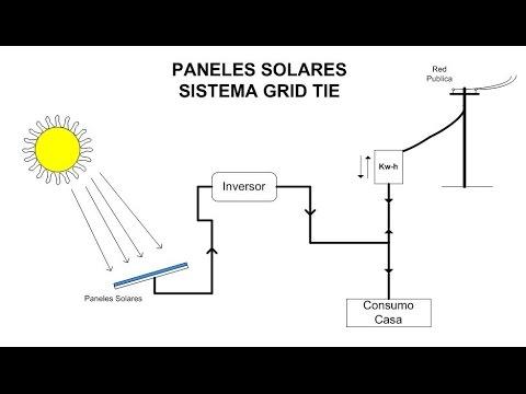 Paneles Solares P8        Photovoltaic Solar Panels