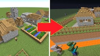 5 EASY STEPS TO A 100% MOB PROOF VILLAGE