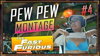 PewPew Montage - Tập 4 | TỔ LÁI (SAY HELLO)